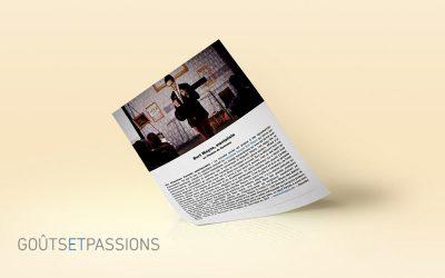 Goûts & Passion